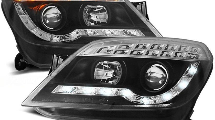Faruri Opel Astra H (dayline)
