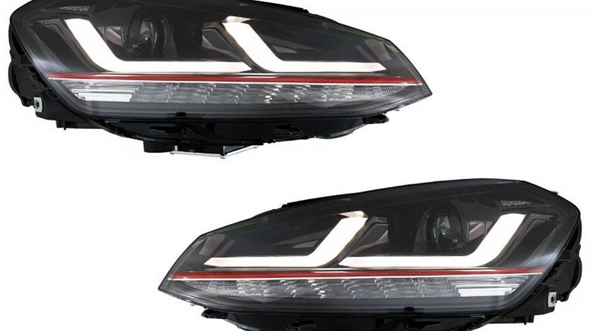 Faruri Osram Full LED VW Golf 7 (12-17) GTI Red Design