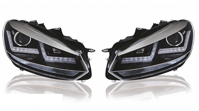 Faruri Osram LED VW Golf 6 (08-12) Crom Design