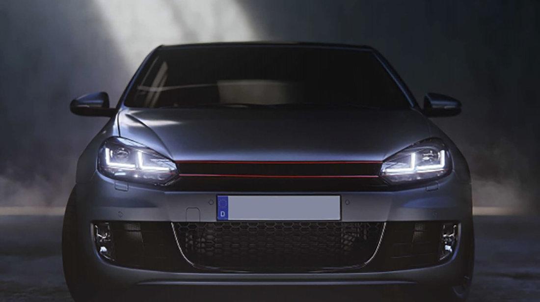 Faruri Osram LED VW Golf 6 (08-12) GTI Red Design