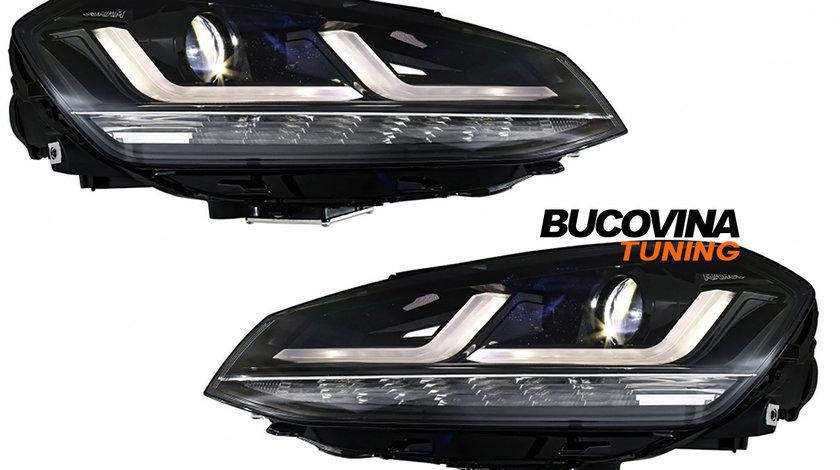 Faruri Osram LED VW Golf 7 (12-17) Black Design