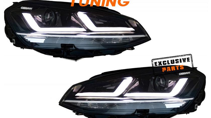 Faruri Osram LED VW Golf 7 (12-17) Crom Design