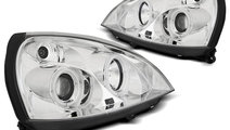 Faruri Renault Clio 2 2001-2005 Angel eyes CCFL Cr...
