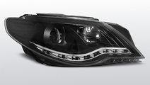 Faruri sport VW Passat CC Daylight Negru