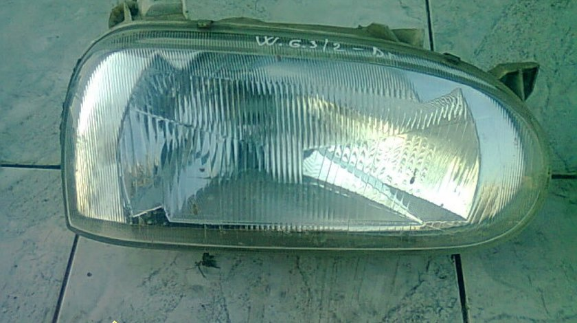Faruri VW Golf 3