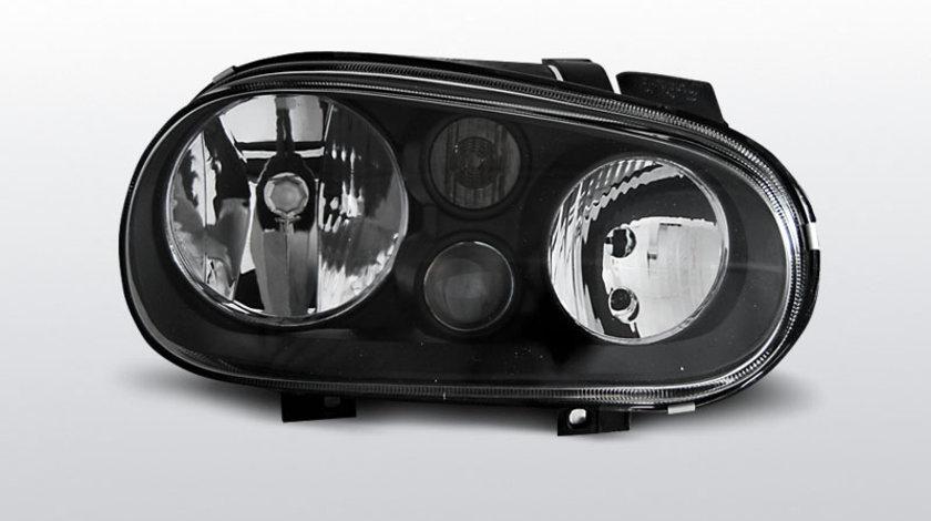 Faruri VW Golf 4 1997-2003 Negru