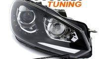 Faruri VW Golf 6 led bixenon