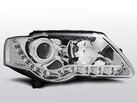 Faruri VW Passat B6 3C 2005-2010 Daylight Cromat