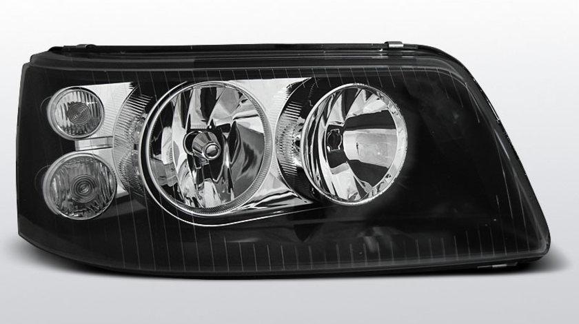 Faruri VW T5 2003-2009 Negru