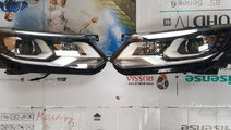 Faruri xenon LED Vw Tiguan Facelift 2011 2012 2013...
