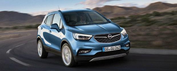 Farurile adaptive LED ajung si pe Opelul Zafira si Mokka X