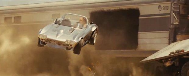 Fast 5 - primele secvente din filmul cu masini al anului 2011