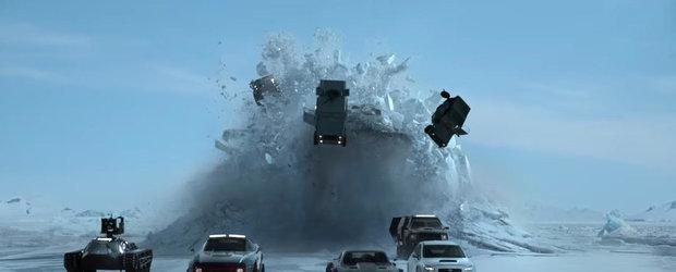 Fast and Furious 8: submarine, rachete, tancuri si Lamborghini, in cel mai nou trailer