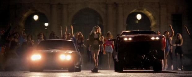 Fast & Furious 6, trailerul complet: Trei minute de actiune si urmariri la limita