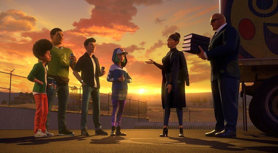 Fast & Furious - Desen animat