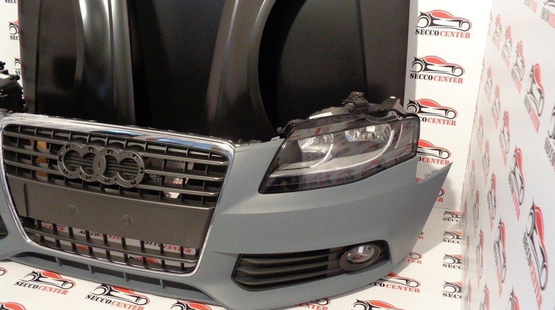 Fata completa AUDI A4 B8 2007 2008 2009 2010 2011 2012