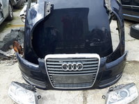 Fata Completa Audi A6 2.7 3.0 TDI Facelift 2010 LED  Contine : Bara fata completa cu grile, proiecto