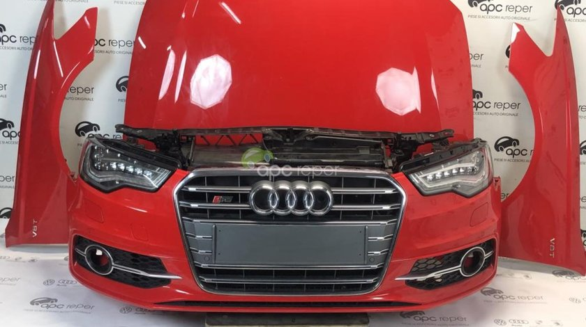 Fata completa Audi S6 4G Originala Completa