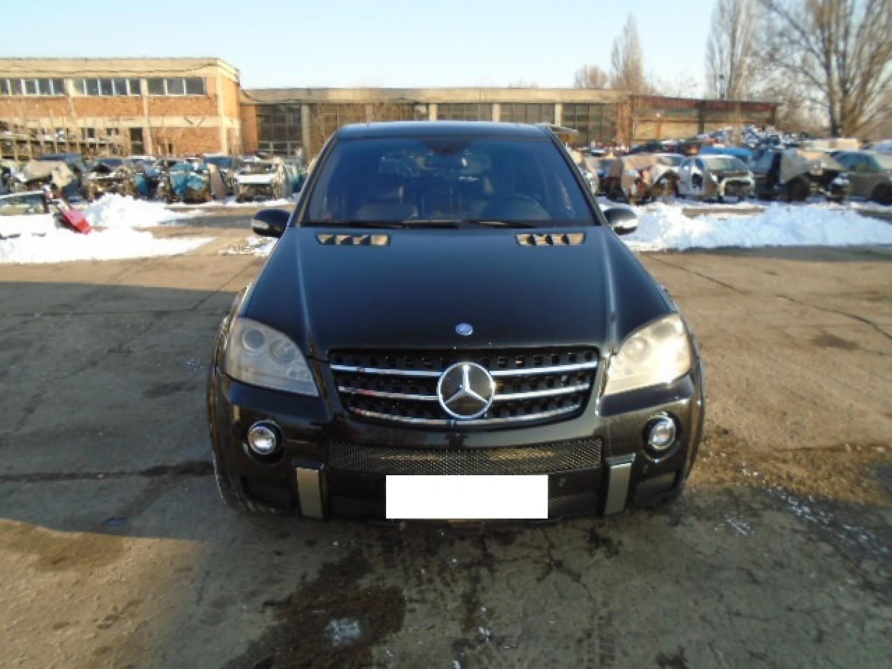 Fata Completa Mercedes Ml W164 420 cdi AMG