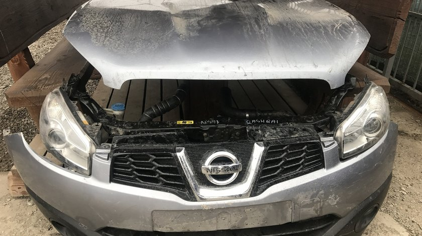 Fata completa pentru Nissan Qashqai 2011 diesel