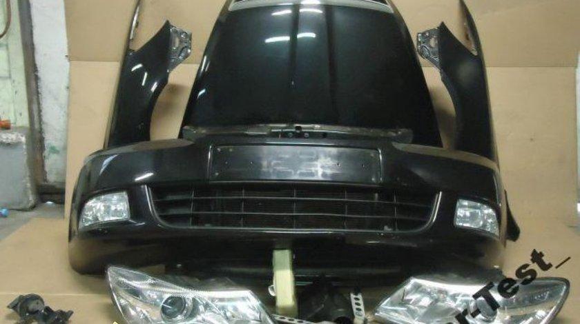 Fata completa Skoda Octavia II 2 kit airbag plansa bord centuri si volan bara fata aripi capota faruri trager