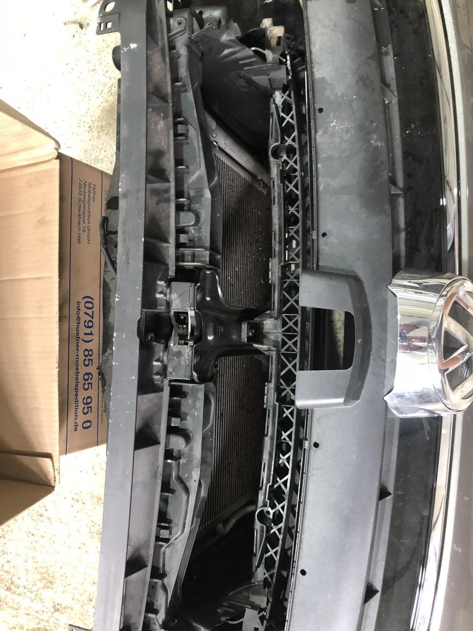 Fata completa VW Golf 7 R-Line 1,6 tdi 2015