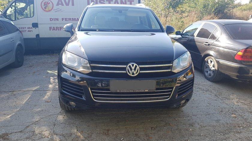 Fata completa VW Touareg 7P 2013
