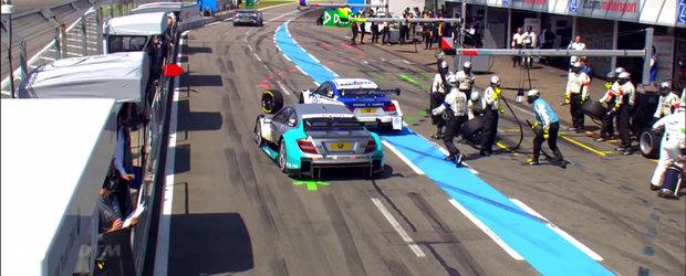Fazele care au transformat DTM-ul intr-una dintre cele mai spectaculoase competitii auto