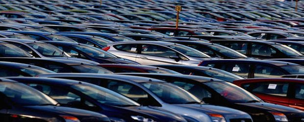 Februarie, cea mai slaba luna din ultimii ani pentru inmatricularea masinilor noi