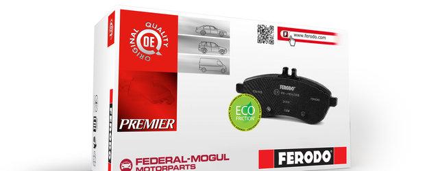 Federal-Mogul Motorparts anunta o noua abordare comerciala cu privire la Ferodo® Eco-Friction®