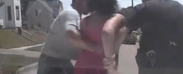 Femeie batuta de politisti in America - au procedat corect. Tu ce crezi?