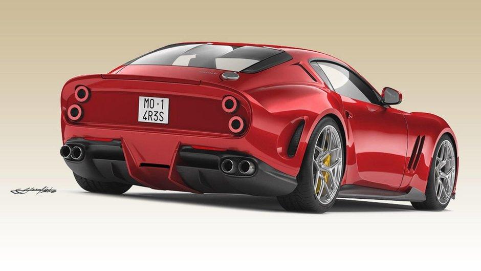 Ferrari 250 GTO by Ares Design