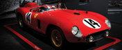 A devenit una dintre cele mai scumpe masini vandute la licitatie. Bijuteria a fost condusa inclusiv de Stirling Moss