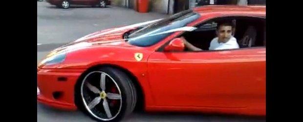 Ferrari 360 Limuzina, masina perfecta pentru Mos Craciun