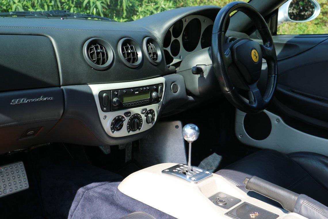 Ferrari 360 Modena de vanzare - Ferrari 360 Modena de vanzare