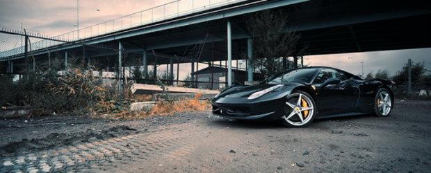 Ferrari 458 Italia redefineste termenul de supercar!