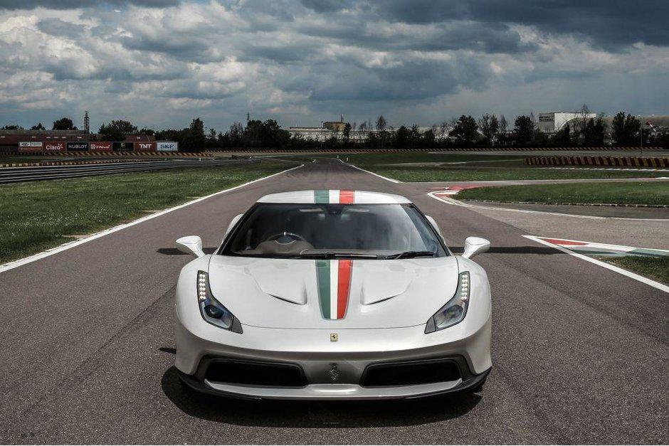 Ferrari 458 Speciale MM 1/1