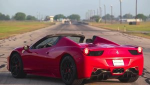 Ferrari 458 Twin-Turbo by Hennessey: 168 CP in plus, 60.000 $ in minus