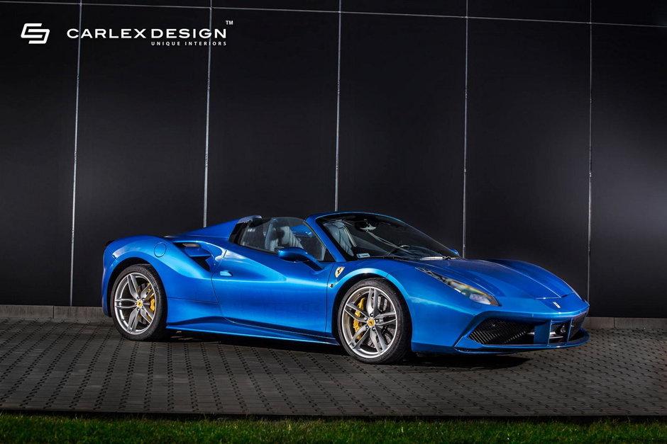 Ferrari 488 Spider by Carlex Design