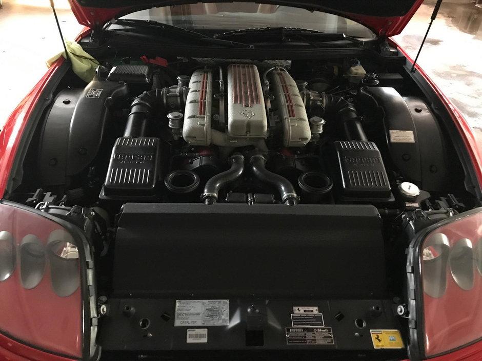 Ferrari 575M din 2002