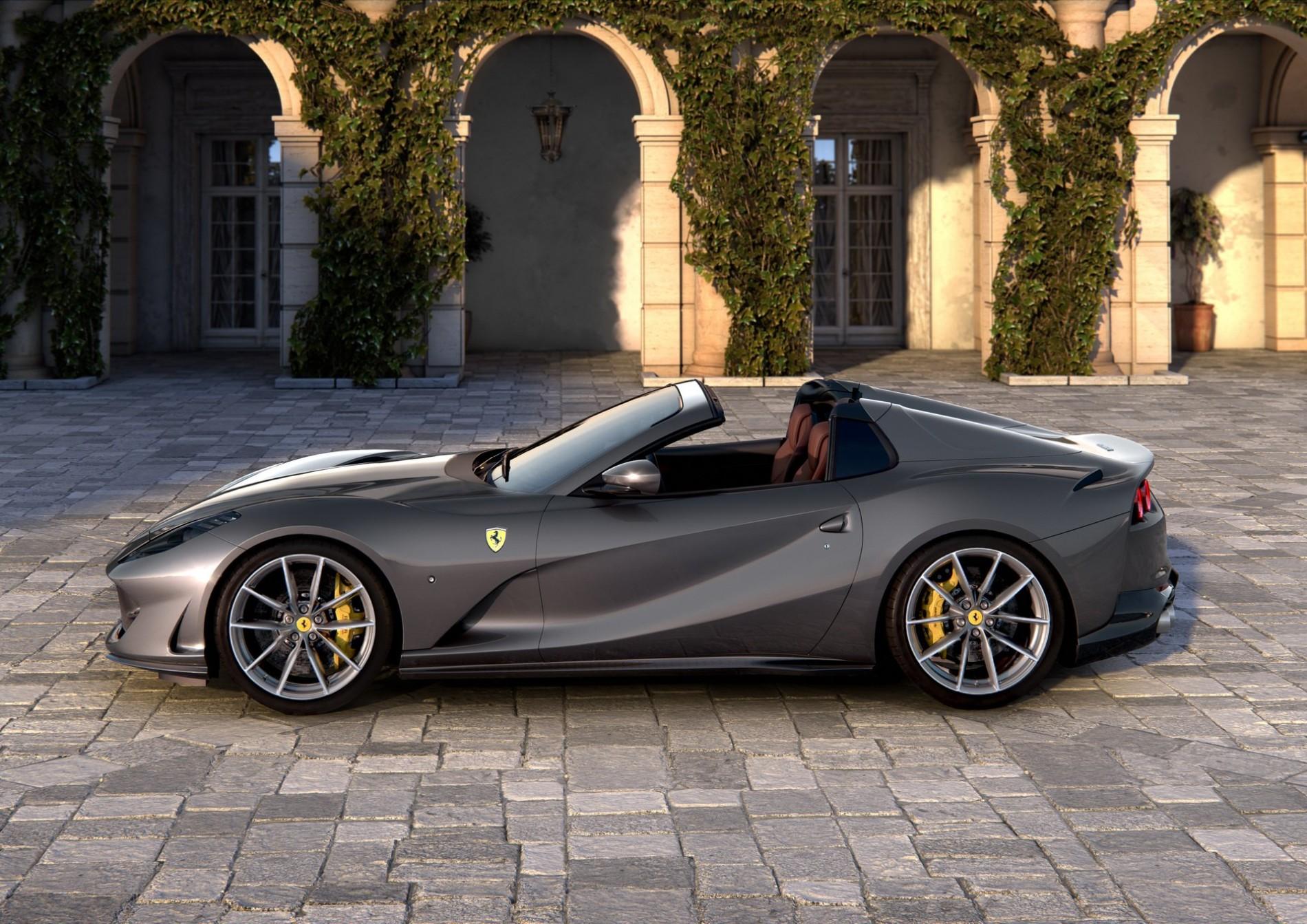 Ferrari 812 GTS - Ferrari 812 GTS
