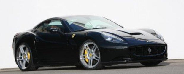 Ferrari California by Novitec Rosso - 500 CP pentru Cali