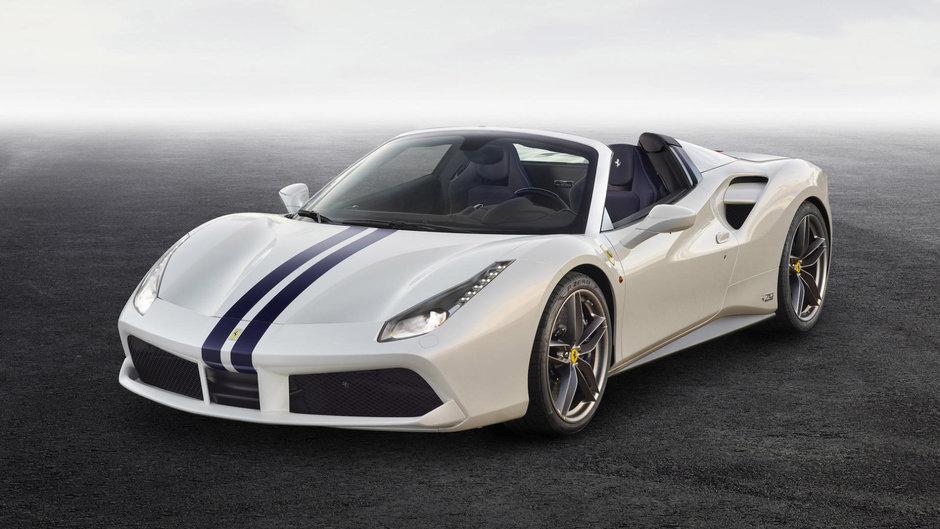Ferrari celebreaza 70 de ani de istorie cu 5 modele speciale