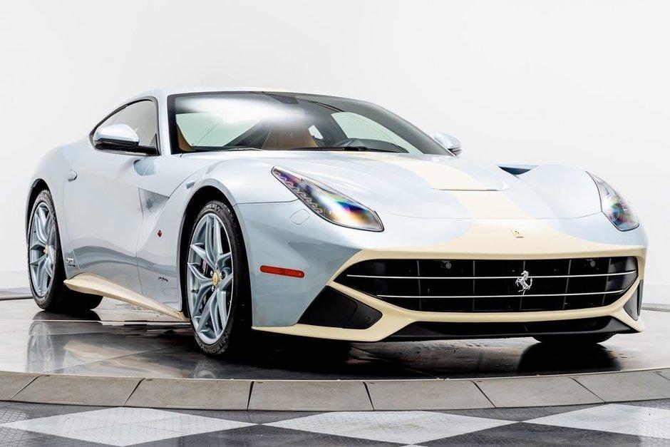 Ferrari F12berlinetta 70th Anniversary