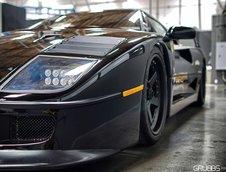 Ferrari F40 Gas Monkey Garage