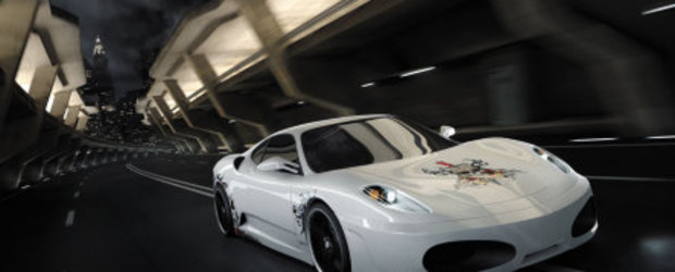 Ferrari F430 Calavera - Un alt supercar italian posedat