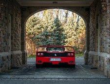 Ferrari F50 Berlinetta Prototip