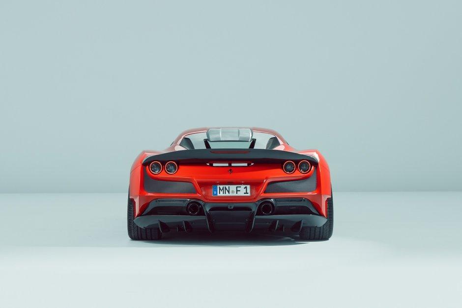 Ferrari F8 de la Novitec Group