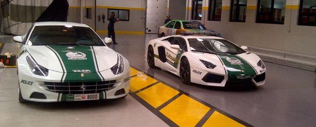 Ferrari FF pentru Politia din Dubai