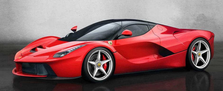 Ferrari LaFerrari: Acesta este succesorul legendarului Enzo Ferrari!